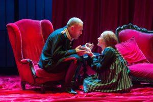"""Teatro Quirino. """"Il padre"""" di Strindberg con un grande Gabriele Lavia"""