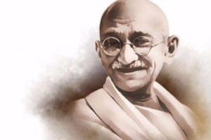 Gandhi: padre dell'India e cantore della nonviolenza