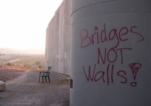 Organizziamo insieme una grande campagna contro tutti i muri. Aderisci all'appello