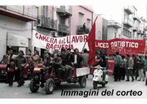 Oggi tutti alla Marcia Antimafia Bagheria-Casteldaccia