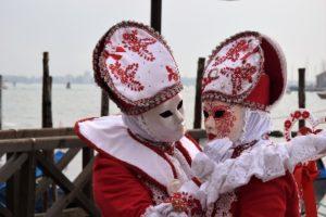Venezia: la malinconia del carnevale e del suo splendore