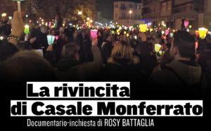 """""""La rivincita di Casale Monferrato"""": anteprima a Torino del docufilm sulla resilienza della città che combatte contro eternit e amianto"""