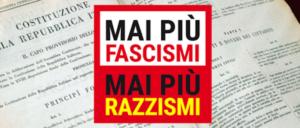 """""""Mai più fascismi. Mai più razzismi"""". Manifestazione nazionale a Roma 24 febbraio"""