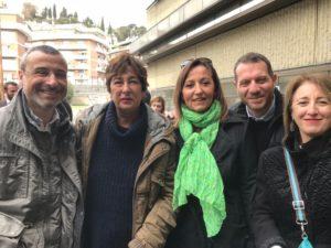 Ostia, Articolo 21 accanto a Piervincenzi e Anselmi: insieme contro ogni testata alla libertà di stampa, difendiamo diritto all'informazione