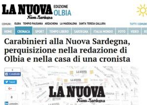 Assemblea e Cdr della Nuova Sardegna: «E ora #indagatecitutti»