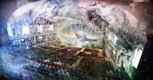 Giudizio universale, Live show. A Roma l'arteinment di Marco Balich, un po' circo un po' noia