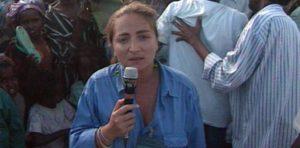 """""""Mi chiamo Ilaria Alpi, sono morta il 20 marzo 1994"""" #NoiNonArchiviamo"""