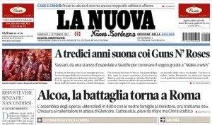 """Perquisizione alla Nuova Sardegna, Fnsi Ordine Assostampa e Unione cronisti:""""Un attacco al segreto professionale"""""""
