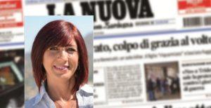 """La Nuova Sardegna pubblica un'inchiesta scottante sulle aste giudiziarie. Perquisite la redazione e la casa della cronista. Odg-Fnsi: """"sconcerto e condanna"""""""