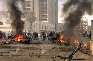 Baghdad: l'inizio della fine