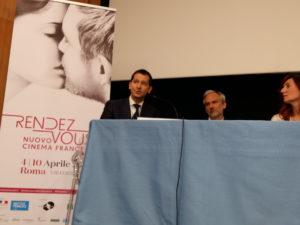 """Rendez vous, nuovo cinema francese"": dal 4 al 10 aprile a Roma, poi in tournée"
