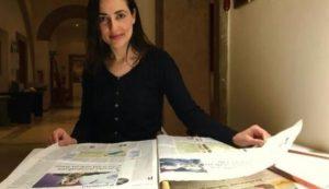 """""""In Turchia e nel mondo non è il periodo migliore per l'informazione, ma cambiare le cose è possibile"""". Intervista a Esma Çakır, presidente della Stampa Estera in Italia"""