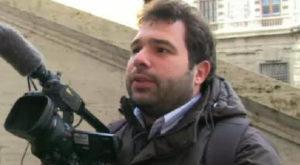Ostia, inviato di Report aggredito da presidente Federbalneari. Fnsi: «Episodi non più tollerabili»