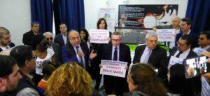 25 aprile. Da Napoli un appello per la libertà di stampa e la difesa della Costituzione