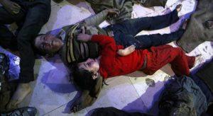 Siria, siamo tutti assassini