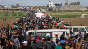 """Palestinesi uccisi. Rete romana: """"La Comunità internazionale non può continuare a voltarsi dall'altra parte"""""""