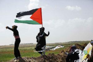Vivere in Palestina è come stare seduti su un'altalena di speranza ed ingiustizia continua