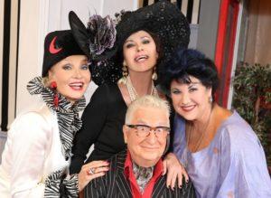 """Teatro Manzoni. """"Quattro donne e una canaglia"""", cast seducente per una commedia che racconta un """"Casanova"""""""
