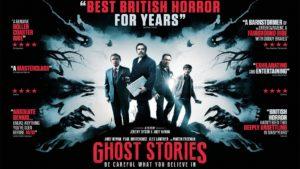 "La tendina gialla del Prof. Goodman. ""Ghost Stories"" di Dyson e Nyman"