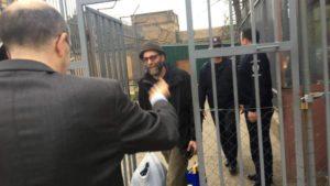Il fotoreporter Mauro Donato è stato scarcerato! Oggi con l'avvocato e la famiglia in Fnsi