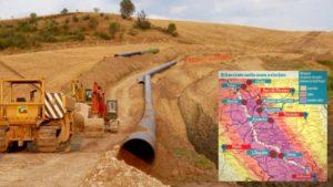 Centro Italia, le sequenze sismiche non si fermano ma la Snam continua a sfidare l'ambiente