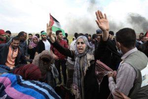 Marcia per il ritorno. Le forze israeliane hanno continuato ad usare forza letale contro civili che manifestavano pacificamente