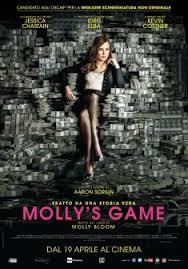Molly Bloom, dalle piste al tavolo verde