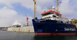 Diario di bordo della Sea Watch 3. Quasi pronti alla partenza