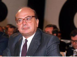 Bettino Craxi e il trionfo dell'ipocrisia