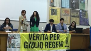 Articolo 21 in Calabria, Antonella Napoli al Gutenberg 2018. Il ricordo di Giulio Regeni al festival di letteratura