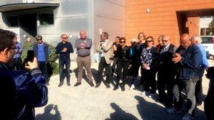 I cittadini di Nocera Umbra raccolgono i fondi per impedire lo sradicamento del centro anziani