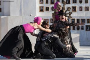 Eracle piange come una donna. Emma Dante al Teatro Greco di Siracusa