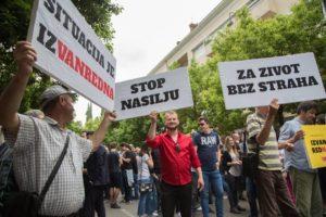 Montenegro: attacco alla giornalista Olivera Lakić
