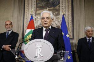 Mattarella tutoredel governo Conte