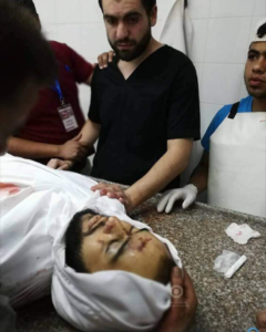 Palestina. Sangue, proteste e dignità nel giorno della Nakba