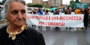 """Contro la """"pedagogia"""" razzista e la """"giustizia"""" fai da te sciopero della fame di rom e sinti. Roma, 26 febbraio"""