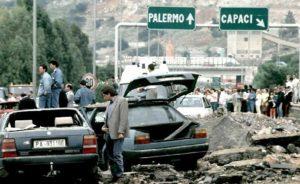 In memoria di Giovanni Falcone e delle vittime della strage di Capaci