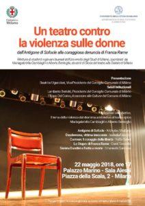 Un teatro contro la violenza sulle donne, un modo inedito di parlare di femminicidio