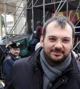 """""""Statemi Accanto"""": tutti con Paolo Borrometi, testimone contro la mafia"""