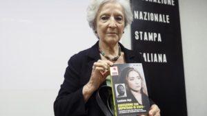 #NoiNonArchiviamo: cara Luciana Alpi, non smetteremo mai di pretendere verità e giustizia per Ilaria e Miran
