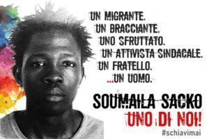 """""""Verità e giustizia per Soumaila"""". La campagna su gofundme.com"""