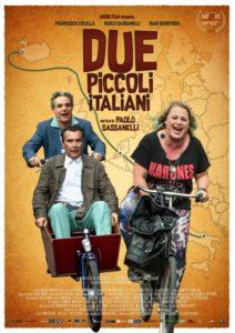 Due Piccoli Italiani in fuga verso la normalità