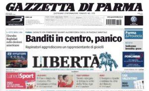 I riders dell'informazione sono stufi: dignità per i giornalisti precari della Gazzetta di Parma e Libertà di Piacenza