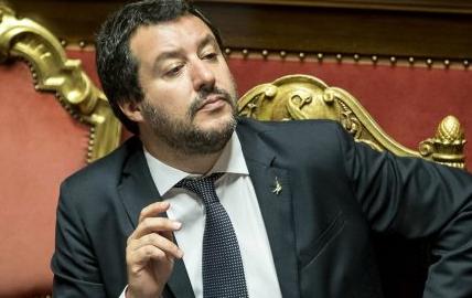 Gelarda verso la Lega Incontro con Salvini e Candiani