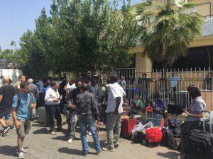 Con sgombero 120 rifugiati sudanesi a Roma violati diritti sistema di accoglienza