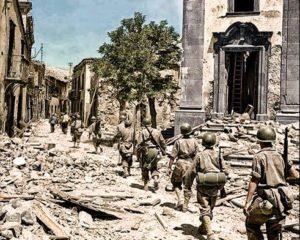 Estate 1943: la sconfitta di un mondo