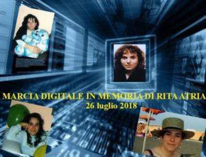 """Coordinamento Diritti Umani: """"ricordiamo il coraggio e l'ideale di giustizia di Rita Atria"""""""