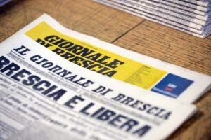 Perquisizione al cronista del Giornale di Brescia, il 27 luglio il sindacato in visita alla redazione
