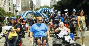 Ben vengano iniziative come il Disability Pride. Non un giorno, ma sempre