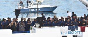 """Nave Diciotti. Tavola della Pace rilancia appello Onu: """"Fateli sbarcare!"""""""